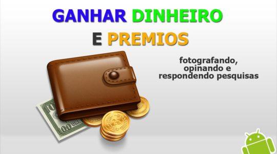 Ganhar DINHEIRO fotografando e respondendo pesquisas