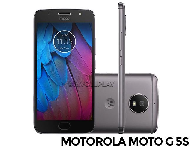 Motorola Moto G5S-smartphones.melhores