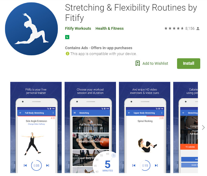 Stretching & Flexibility Routines