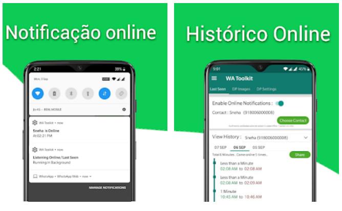 Caixa de ferramentas para WhatsApp