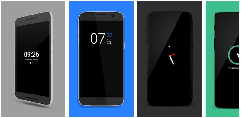 Always On AMOLED - Melhores Aplicativos Android