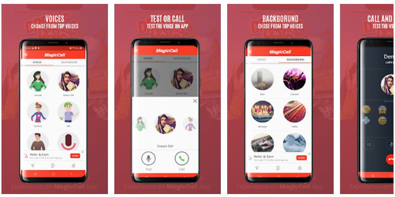 MagicCall - Melhores Aplicativos Android