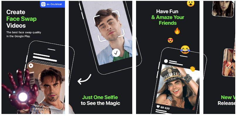 REFACE - Melhores Aplicativos Android