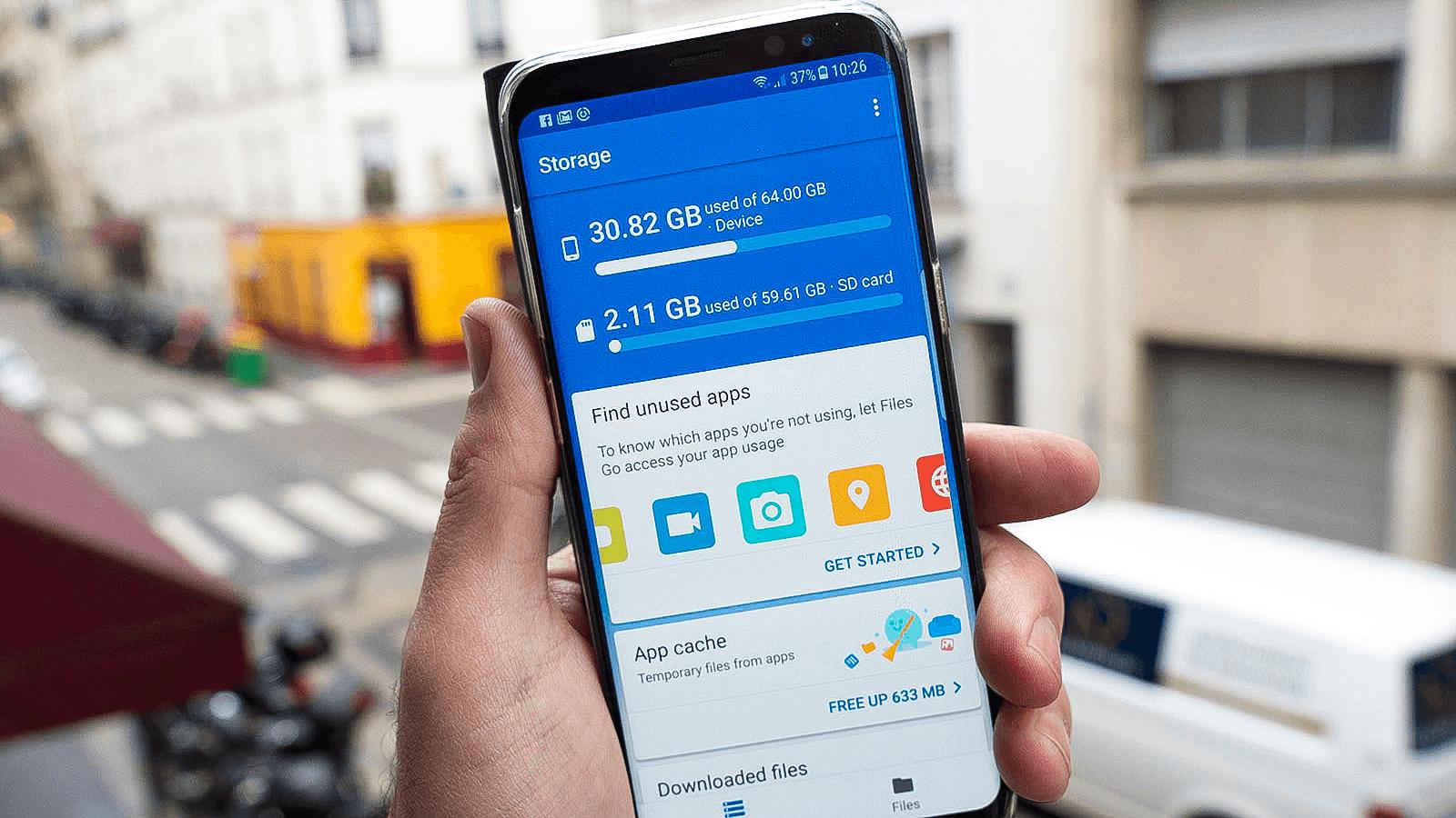 Como acessar arquivos salvos no Android