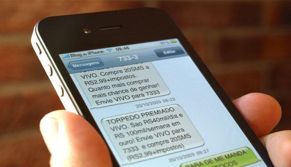Como bloquear chamadas e SMS no iPhone 1
