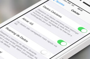 Como melhorar a bateria do iPhone 1