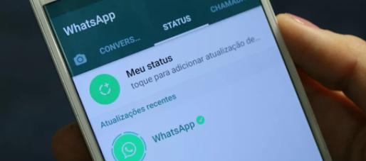como baixar o status do Whatsapp no Iphone